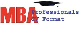 Sample Mba Resume For Freshers - rakebackbiblecom